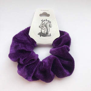 Velvet Hair Scrunchie