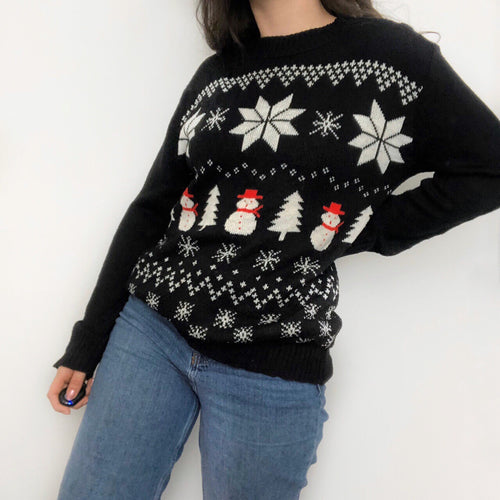 90s Christmas Jumper