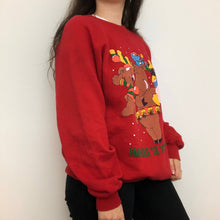90s Lee Christmas Sweatshirt