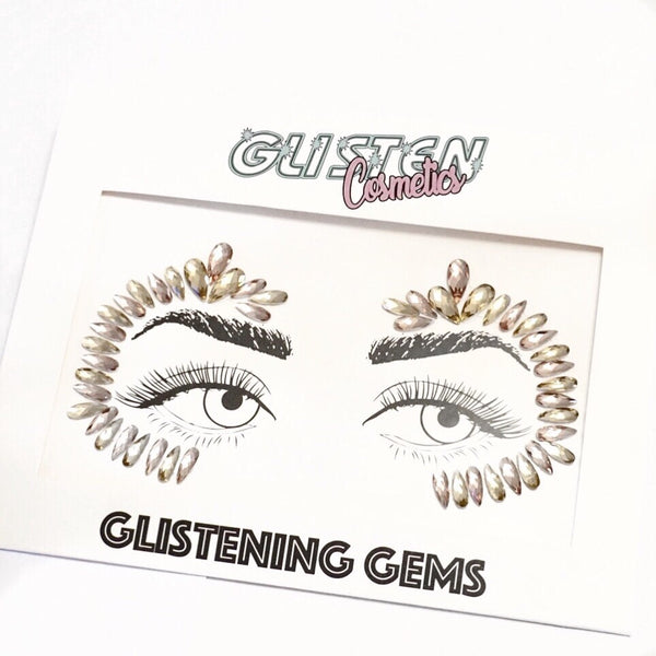 Biodegradable Glitter - Glisten Cosmetics