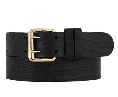 Catherine Wide Luxe Belt