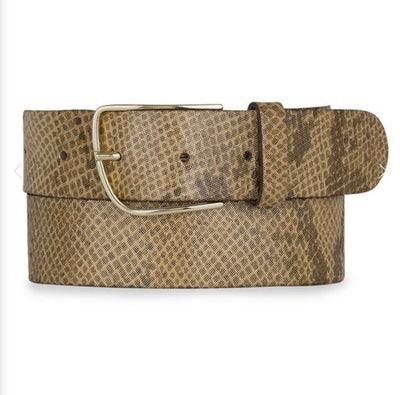 Deborah Gold Snake Belt