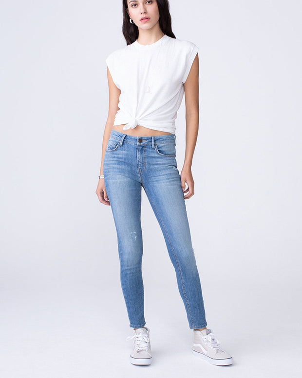 "Kora Light Wash Skinny ""Winsome"""
