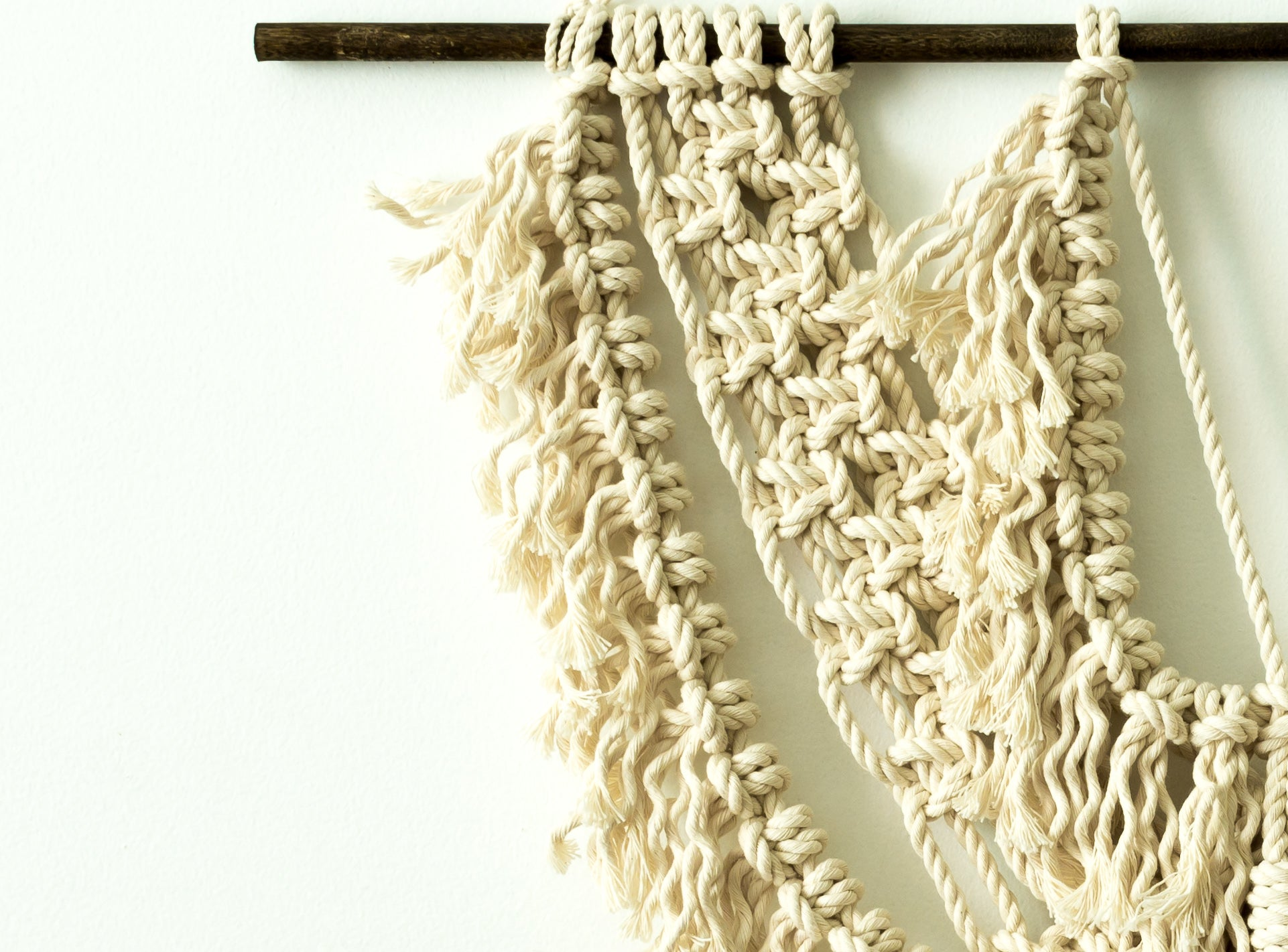 Awesome Macrame Wall Decor Step By Step Tutorial Picture Collection ...
