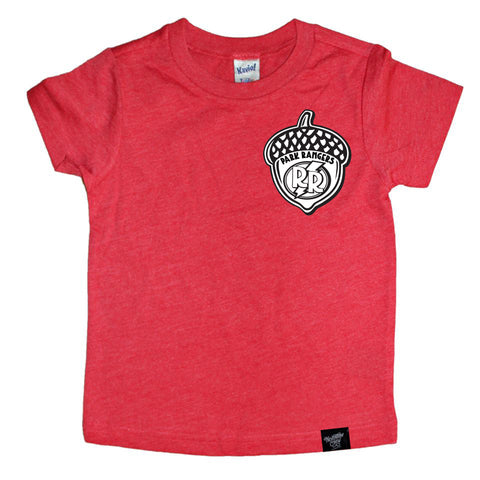 PARK RANGERS RED TEE