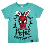 COTTONTAIL BLUE TEE