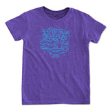 MAGIC PURPLE TEE