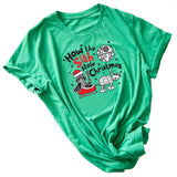 THE SITH STOLE CHRISTMAS TEE