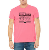 REBELUTION PINK TEE