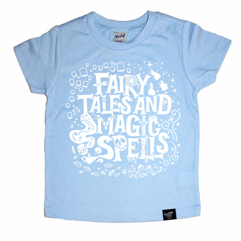 LIMITED EDITION FAIRY TALES BLUE TEE