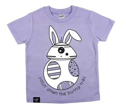 BUNNY BB8 LAVENDER TEE