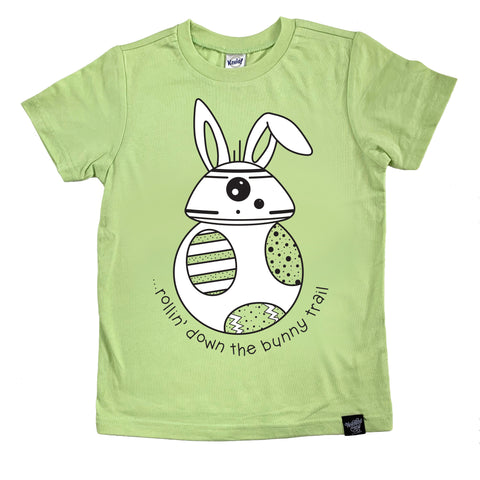 BUNNY BB8 LIME TEE