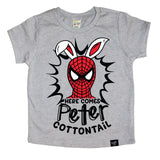 COTTONTAIL GRAY TEE