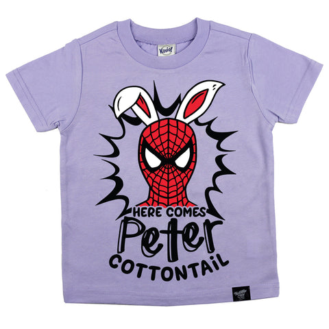 COTTONTAIL LAVENDER TEE