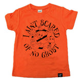GHOSTS ORANGE TEE