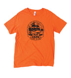 GHOST STORIES ORANGE TEE