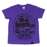 GHOST STORIES PURPLE TEE