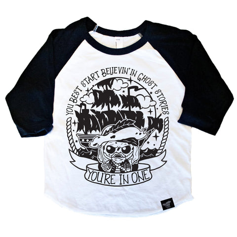 GHOST STORIES RAGLAN