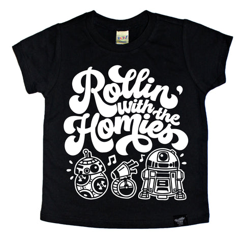 ROLLIN' WITH THE HOMIES 2.0 TEE
