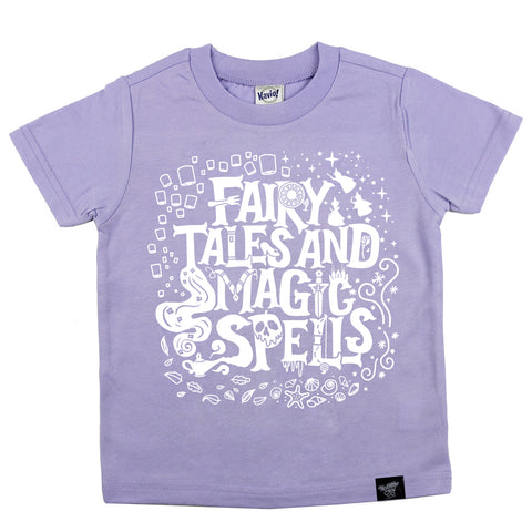 LIMITED EDITION FAIRY TALES LAVENDER TEE