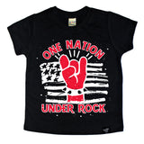 ROCK NATION BLACK TEE