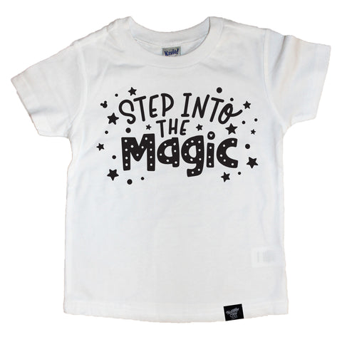 INTO THE MAGIC WHITE TEE