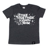 TOGETHER CHARCOAL TEE
