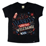 WHIZBANGS BLACK TEE
