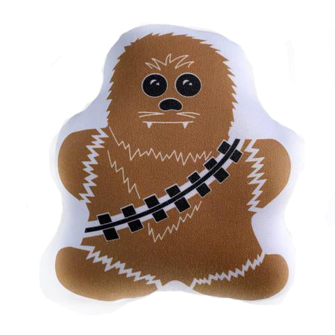 GINGERBREAD WOOKIEE PILLOW DOLL