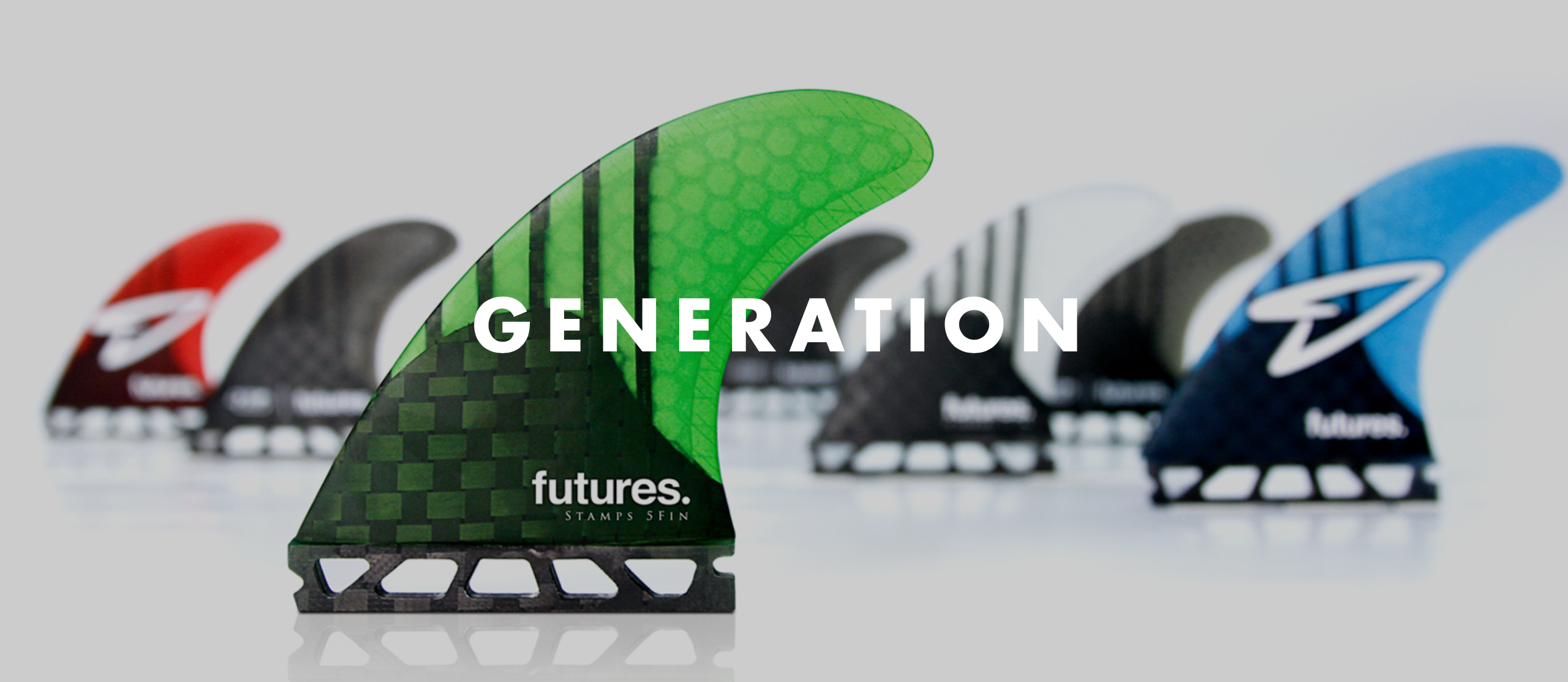 Generation Series Fins