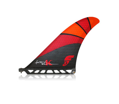 Karen Wrenn 8'0 - Carbon Red/Orange