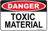 TOXIC MATERIAL-Signs-RackID Shop