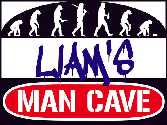 MAN CAVE GRAFFITI-Man Cave-RackID Shop