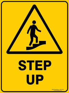 STEP UP-Signs-RackID Shop