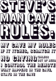 MAN CAVE SIMPLE-Man Cave-RackID Shop