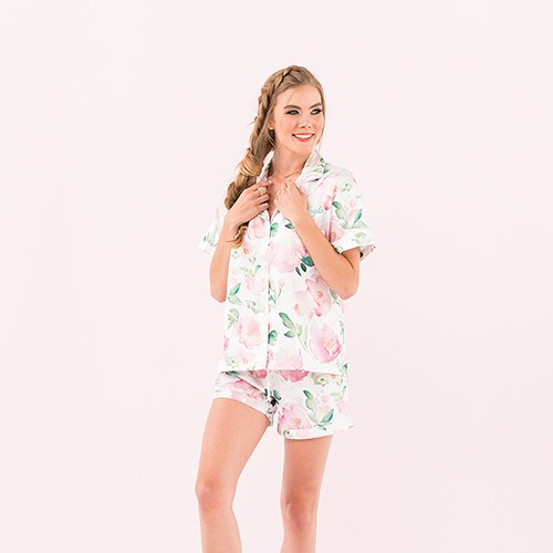 Blush PJ Set