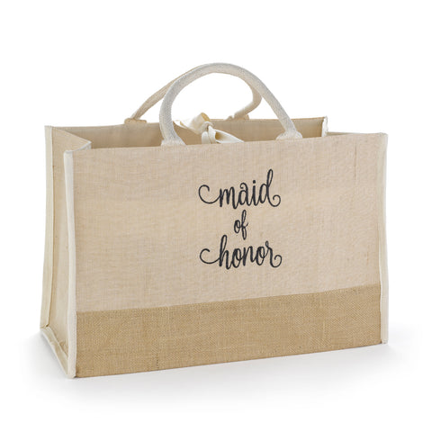 Maid of Honor Tote - LE EL New York