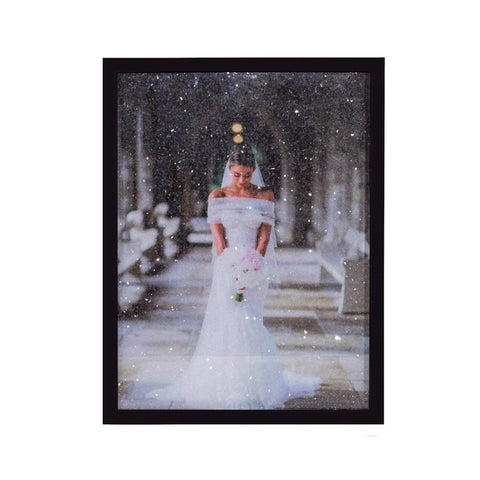 11x14 Diamond Dusted Photo