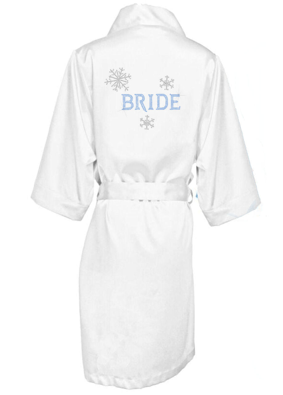 Winter Wonderland Personalized Robe