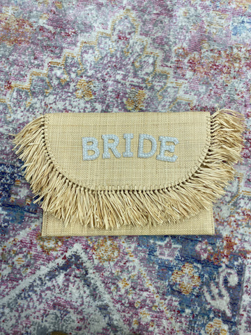 Bride clutch - LE EL New York