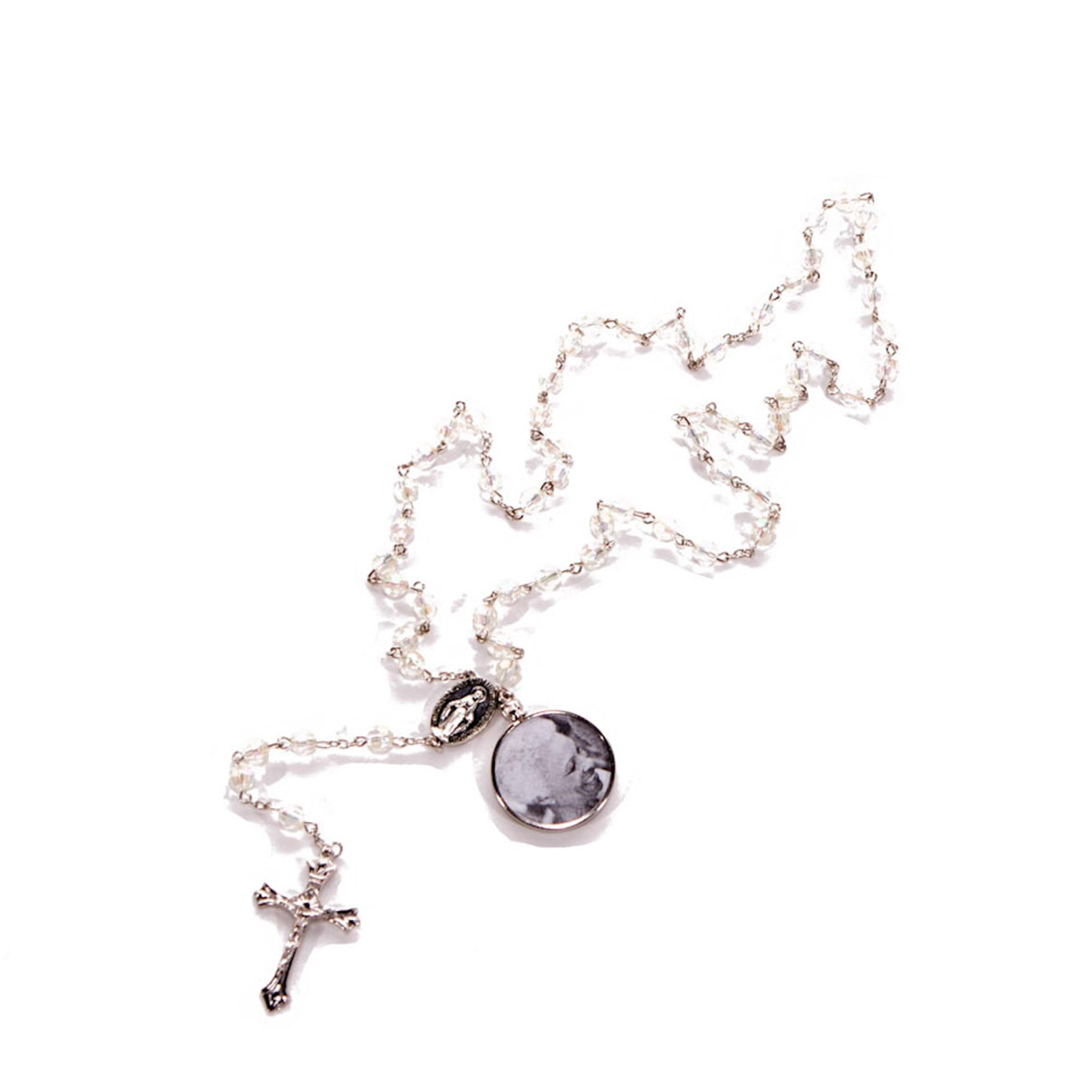 Photo Charm Rosary - LE EL New York