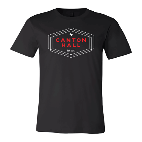 Canton Hall Logo T-shirt