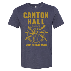 Canton Hall Fist T-shirt
