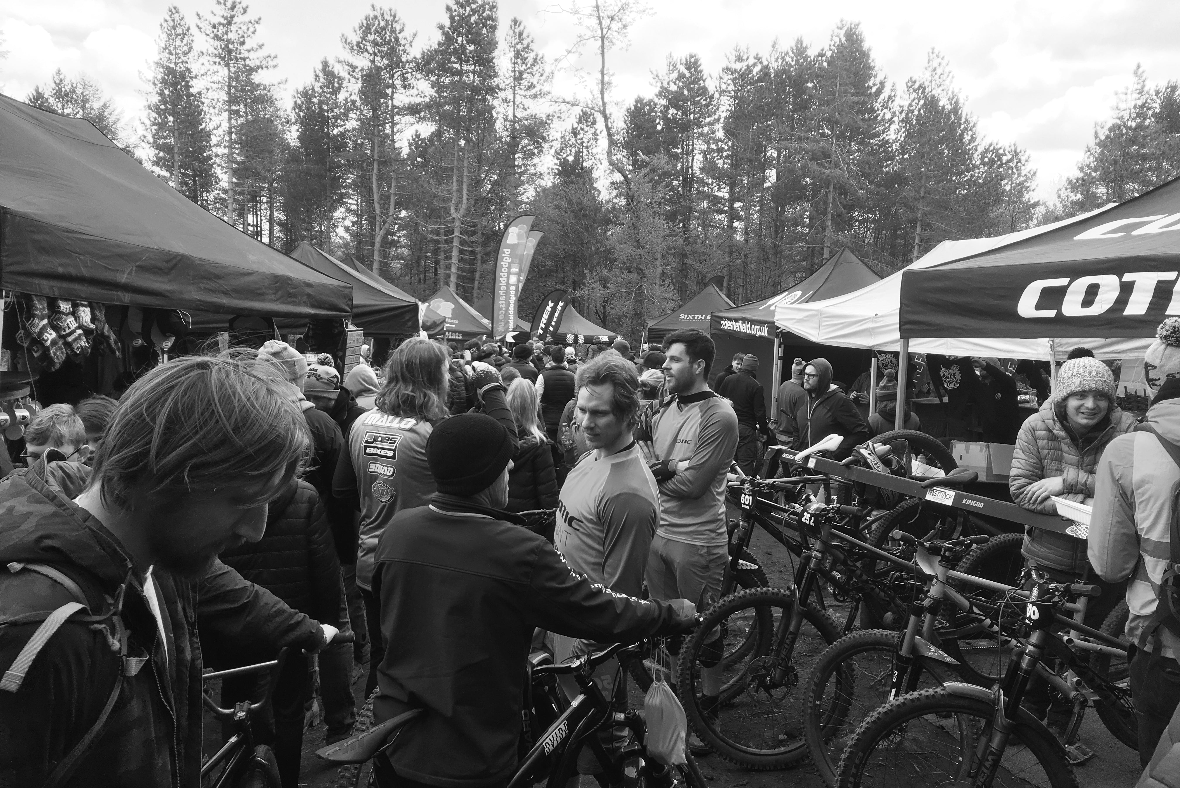 Biggest little bike race- Steel City DH