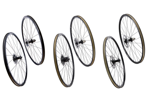 All-Road Disc Wheels