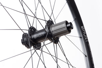 <h1>Freehub Body</h1><i>Durability is a theme for HUNT, as time and money you spend fixing is time and money you cannot spend riding or upgrading your bikes. This is especially important for a 4 Season bike you use regularly in harsh conditions. As a result, the freehub features our H_CERAMIK coating to provide excellent durability against cassette sprocket damage often seen on standard alloy freehub bodies.</i>