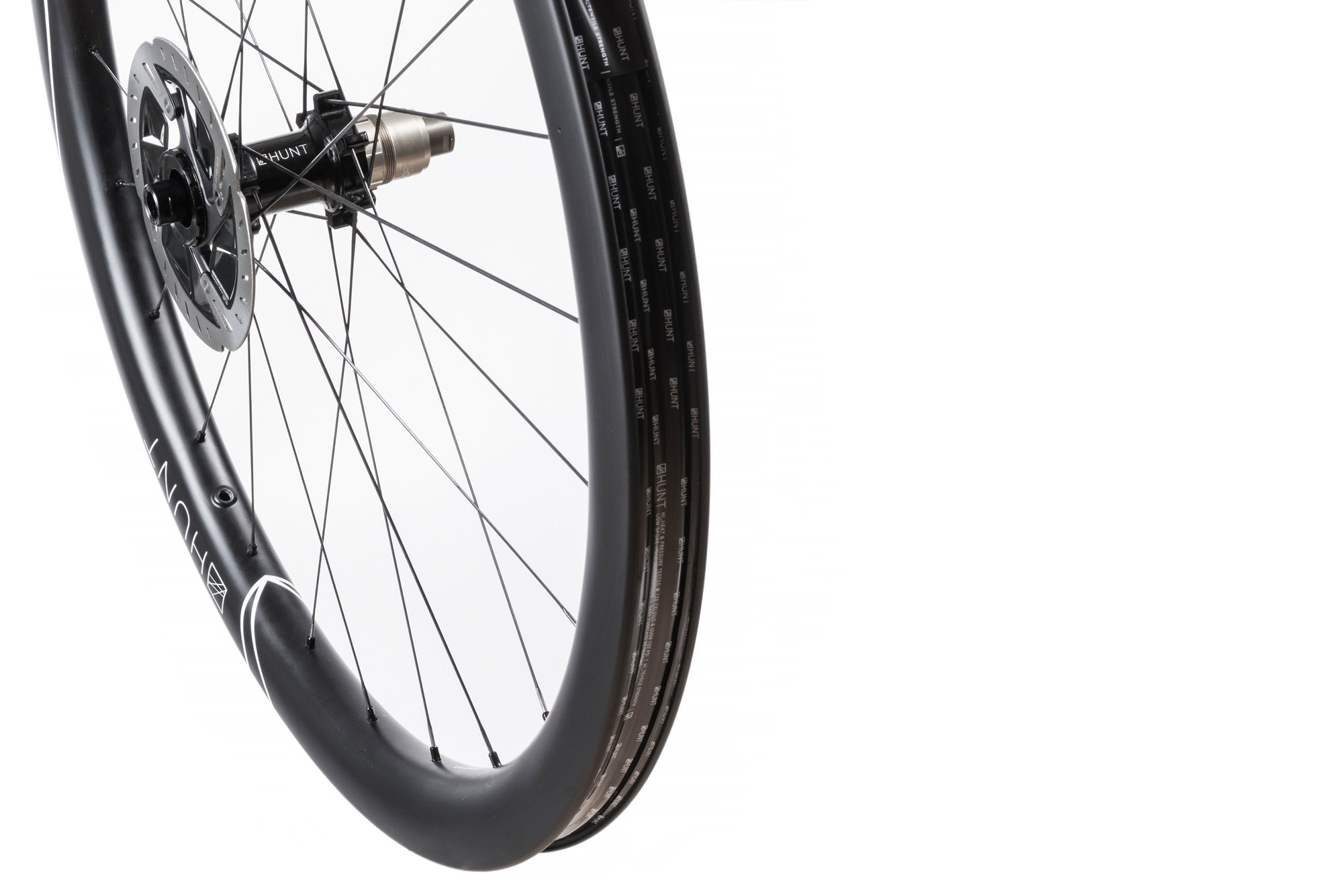 Hunt Bike Wheels 42 Limitless Gravel Disc