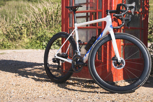 AdaptabilityOur wheels are seriously future-proof. We can adapt your wheels to any current axle standard, you just need to let us know what you require by filling in the simple form on the confirmation page after checkout. Please note these wheels will not work with the older 15mm front road TA standard. As Shimano hydraulic brakes are appearing on many new bikes, we wanted riders to have the option so we went even more adaptable with centre-lock hubs and 6 bolt adaptors included.