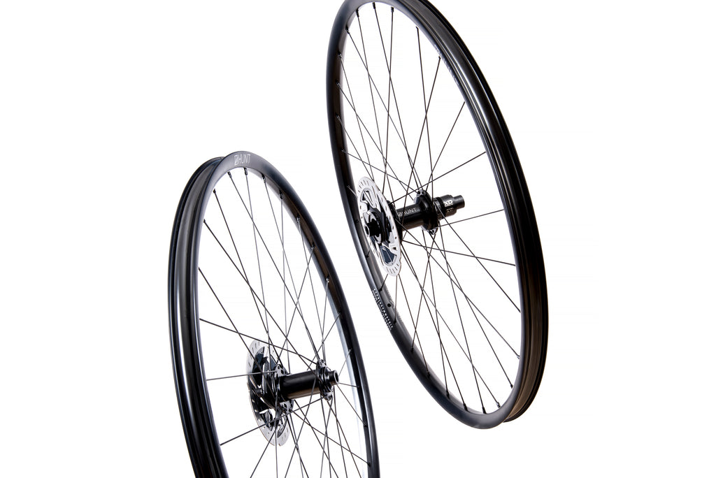 MASON x HUNT 650B Adventure Sport Disc Wheelset