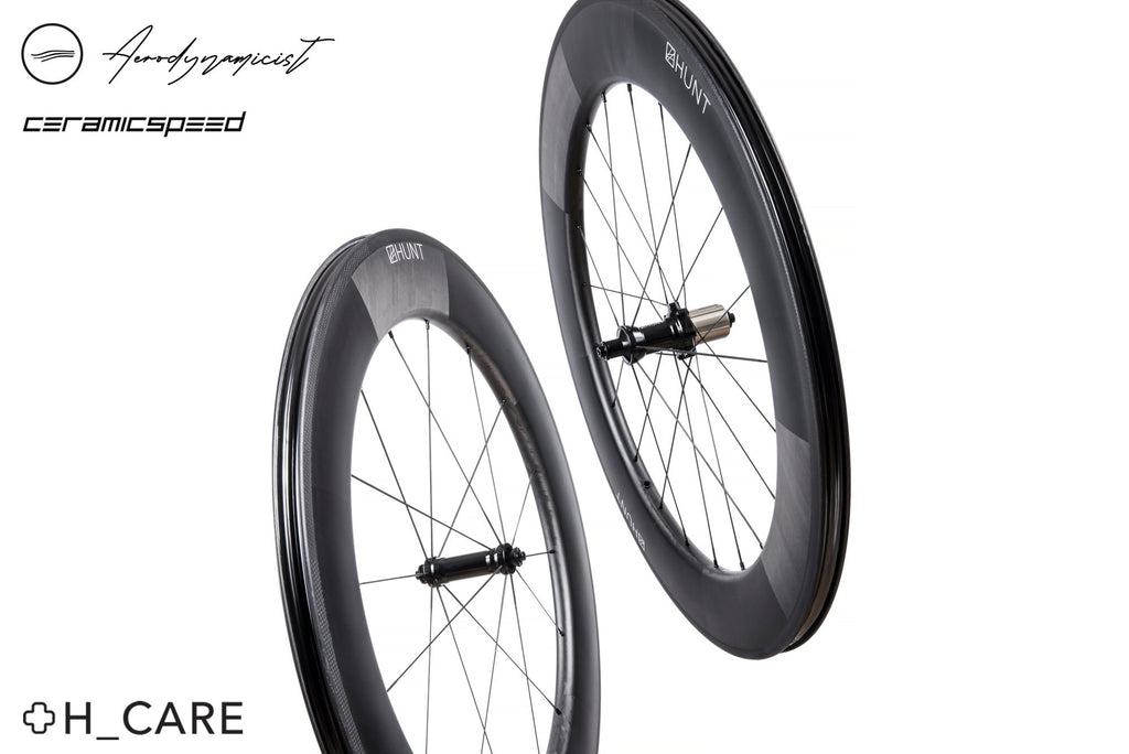 Replacement Spokes For HUNT 82 Carbon Aerodynamicist Wheelset